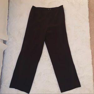 Brown petite pants 10P